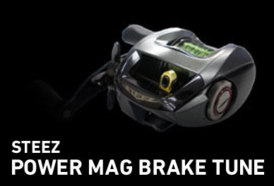 STEEZ POWER MAG BRAKE TUNE